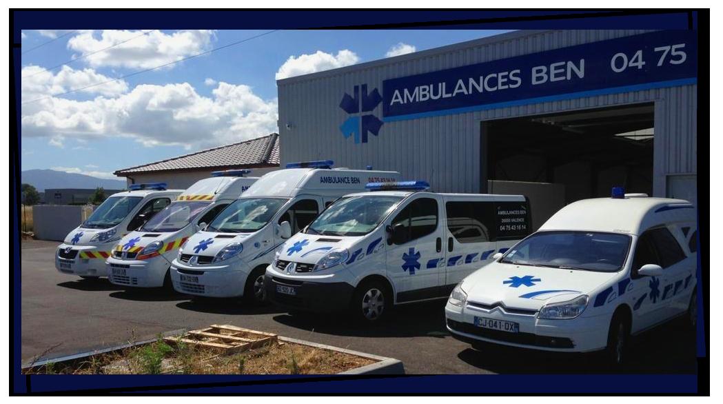 Nos ambulances