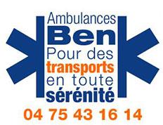 Logo Ambulances Ben